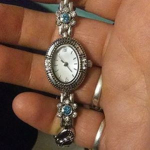 gorgeous decorated women's watch